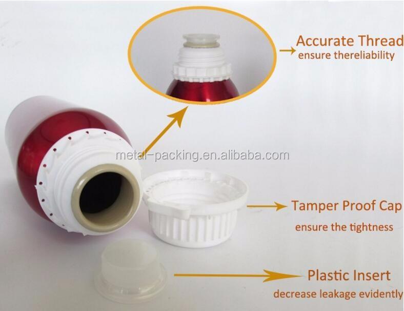 Empty Aluminum Fuel Additive Bottle Buy Fuel Additive