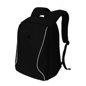 Lightweight elegant men's computer business backpack bags Durable customizable logo for unisex polyester college knapsack.