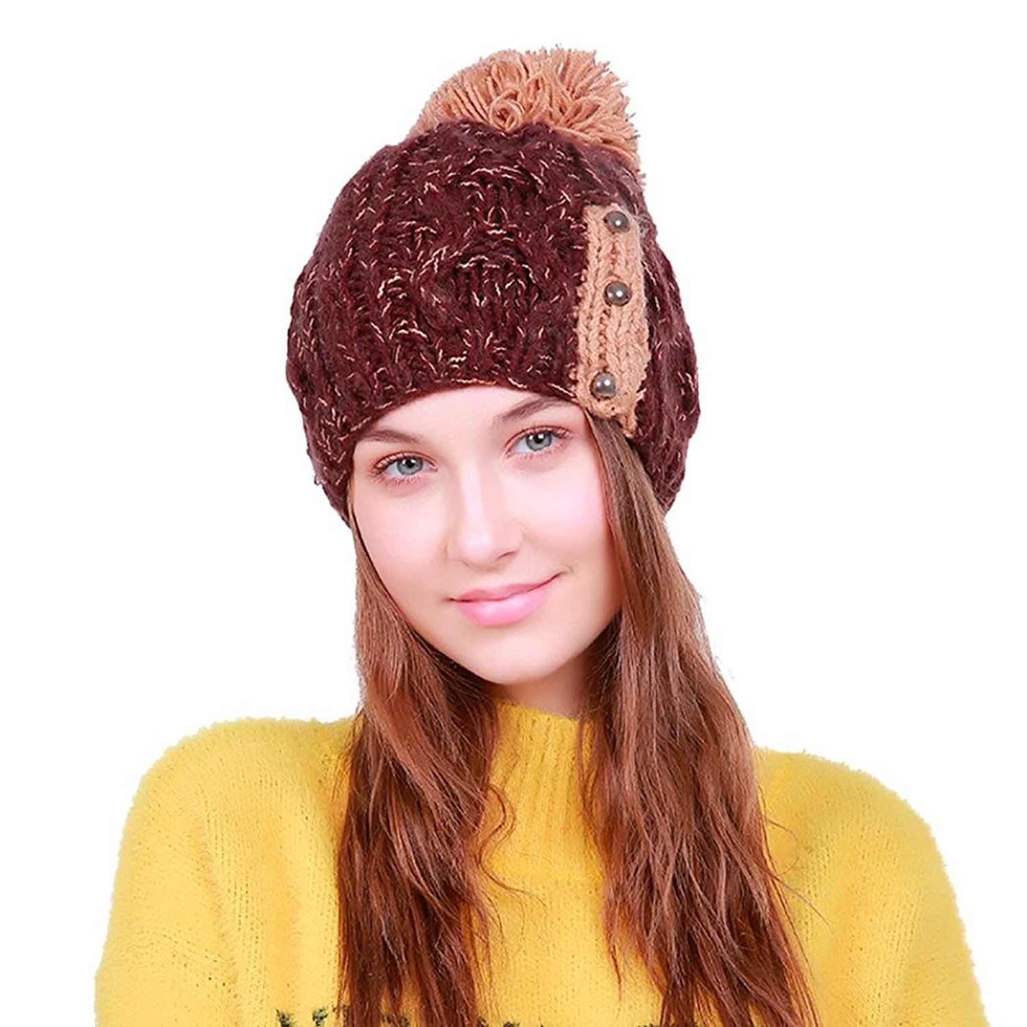 5dd4b0e3896dc Get Quotations · Women Winter Hat