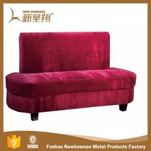 Double Sided Restaurant Sofa Seat