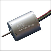 For Sale 24mm Low Price DC 2.37 watt Brushless Motor BLDC hub motor 9v