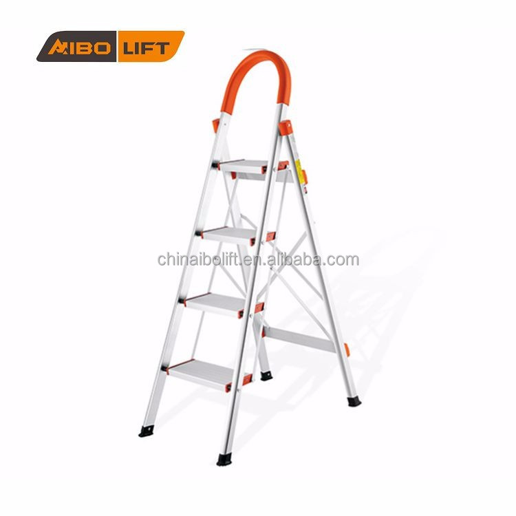 Hot Sell alumunium step ladder 6 Steps Ladder