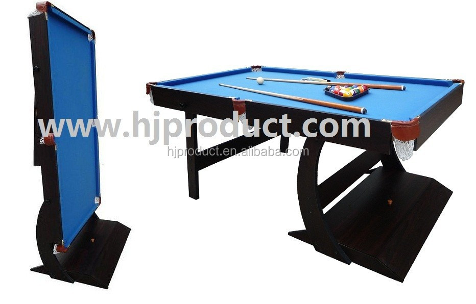 Attractive Design Blue,Green,Red Top Foldable Pool Table   Buy Foldable  Pool Table,Pool Table,Portable Pool Table Product On Alibaba.com