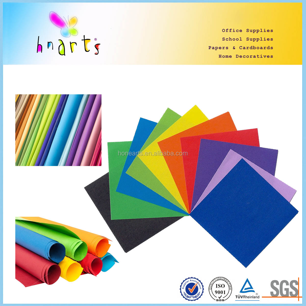 Decorative A4 Color Chart Paper Printed Color Paper Buy Decorating