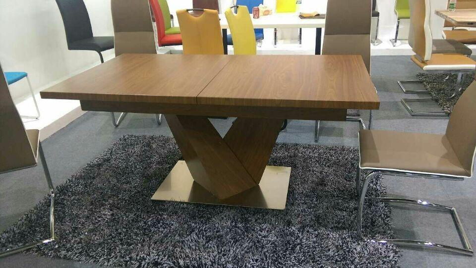Muebles modernos china mesa de comedor sala de juegos de muebles de ...