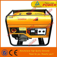 super power AC 3 phase 400voltage portable generator in hot sale