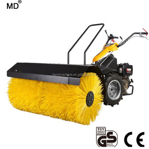 Airport runway sweeper HS600E 3 in 1 outdoor power road sweeper/street sweeper /floor sweeper for sale