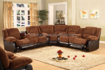 Recliner Sofa,Console Table Sofa,Corner Fabric Recliner Sofa Set Sf3593 -  Buy Corner Sofa Set,Corner Recliner,Sectional Sofa Product on Alibaba.com