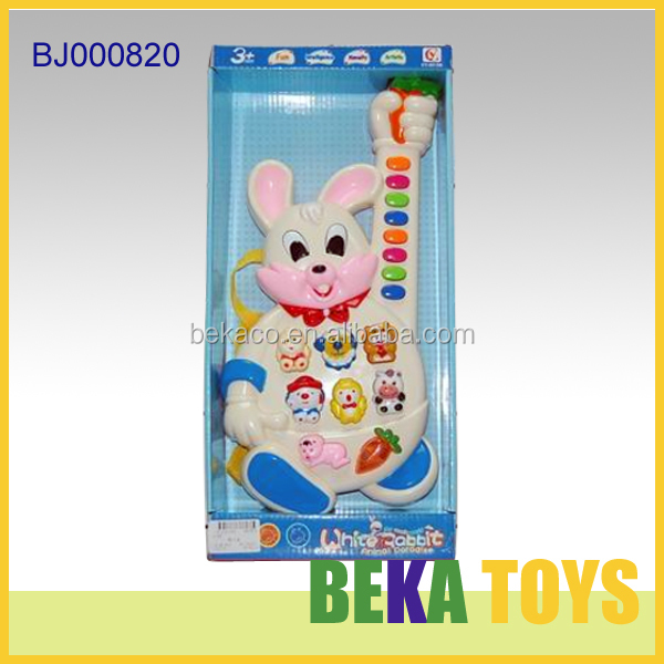 Wholesale Toys for Children Electronic Toy Guitar Plastic Percussion Musical Instruments