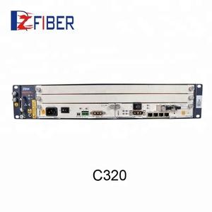 Original ZTE OLT Optical Line Terminal GPON/EPON/GEPON OLT ZTE ZXA10 C320  olt Price in India