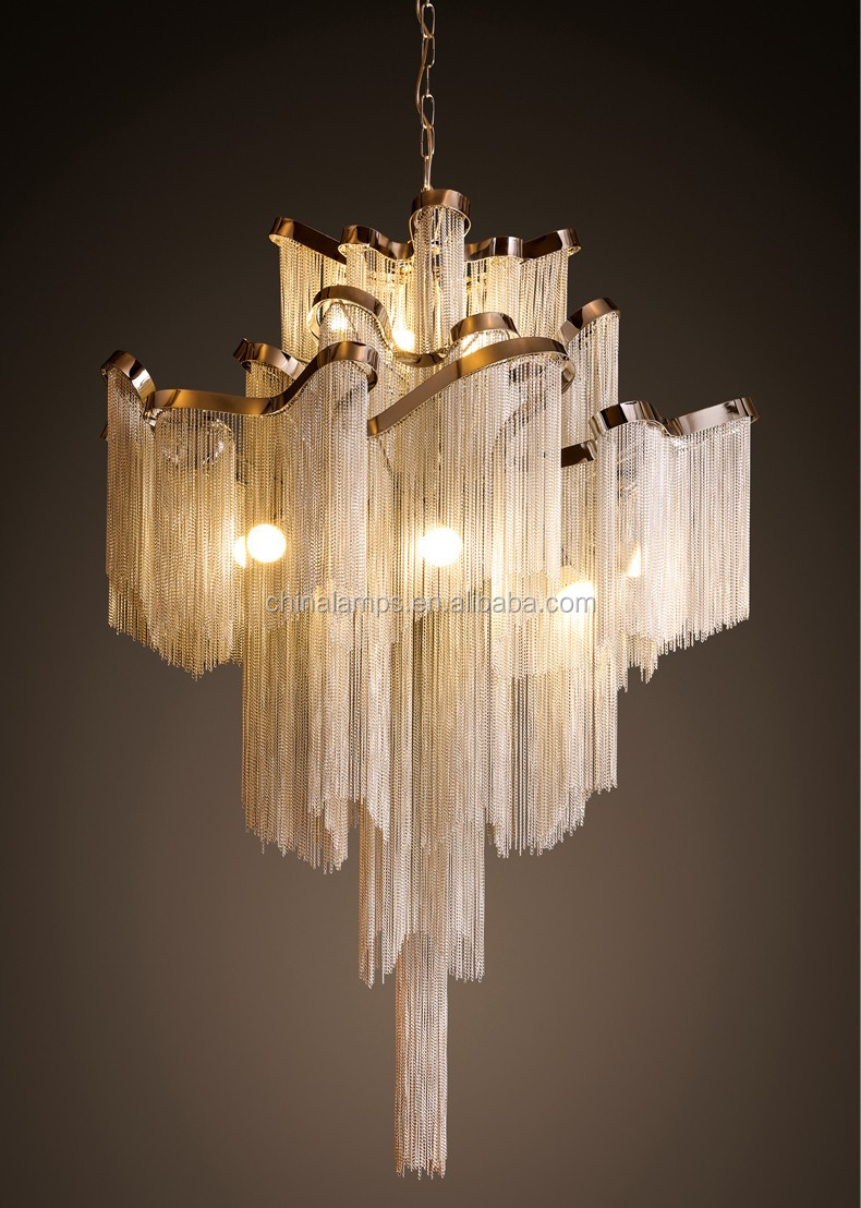2016 Colorful Lamp Lpng Gold Crystal Chandelier Pendant Lamp For ...