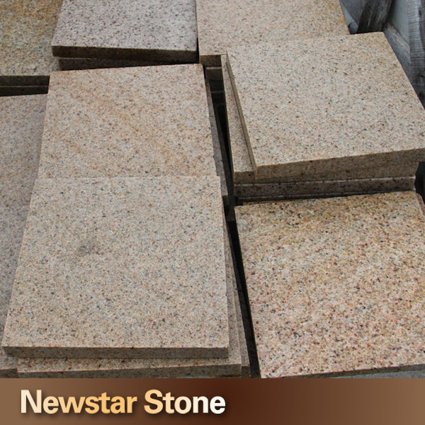 Rough surface flamed granite unpolished granite tiles - Granito sin pulir ...
