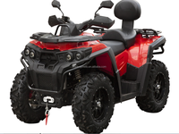 2017 New EEC EFI ATV,500cc Quad ATV 4*4 atv