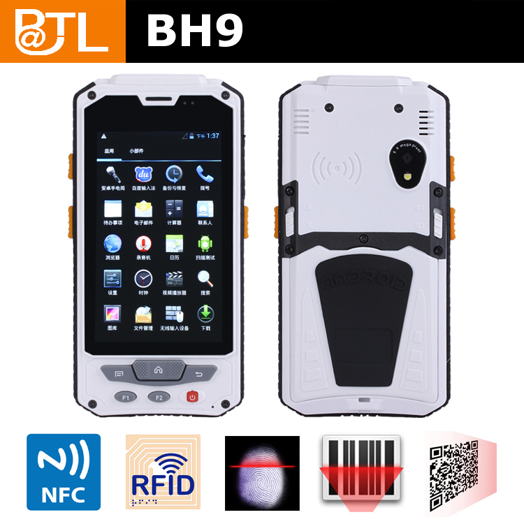 LT101 BATL BH9 3g android 4.4.2 uhf rfid reader specifications,for supply chain management