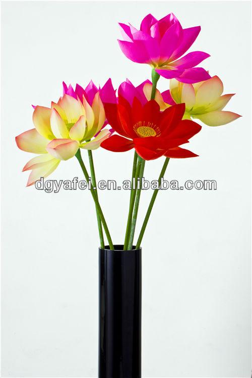 Artificial Flower Arrangementsfresh Lotus Flower Buy Fresh Lotus