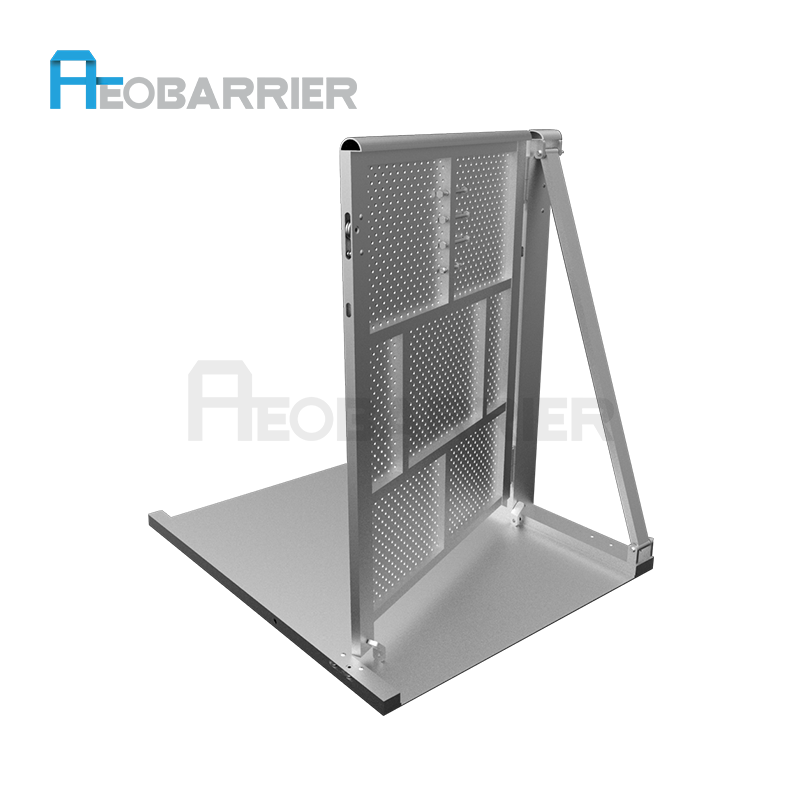 Aeobarrier New Modular Events Crowd Control Barriers Mojo Barrier Y - Buy  Mojo Barrier,Events Crowd Control Barrier,Event Barriers Product on