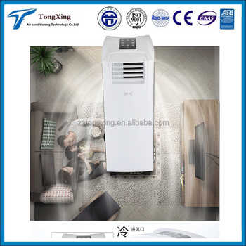 Home Used Tractor Standing Popular 220v Portable Air Conditioner