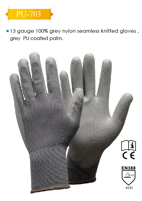 cut resistant /heat resistant hand job nitrile gloves