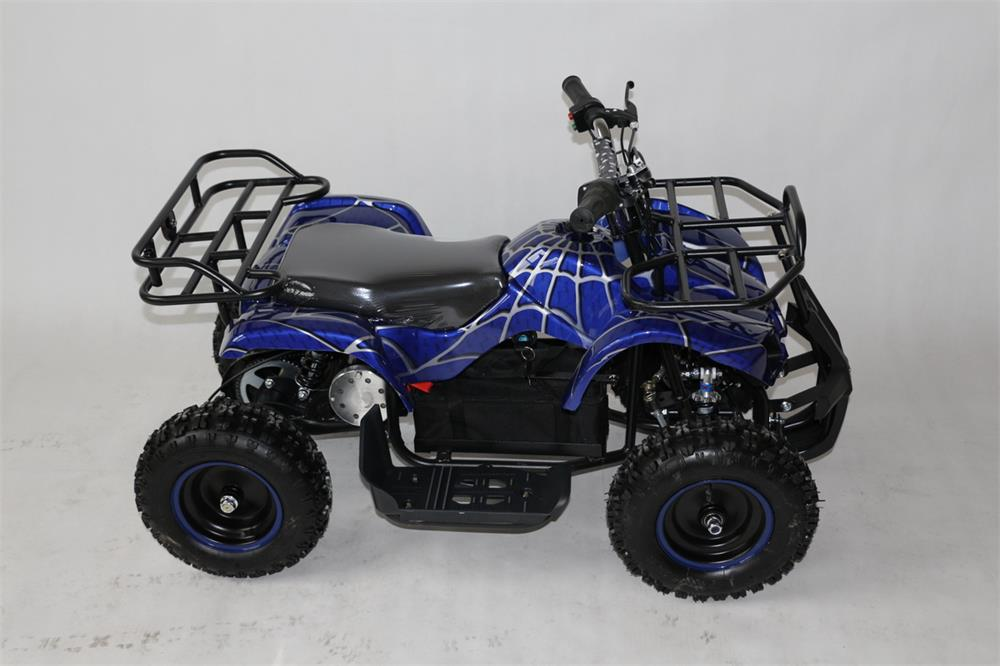 Kids electric battery mini outdoor quad dirt bike ride on atv
