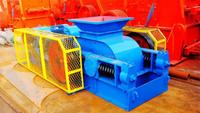 Great perfermance roll crusher equipment