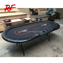 Texas Holdem Poker Table Folding Legs Plus Dealer/Poker Table