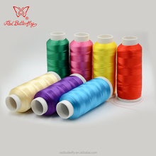 100% Rayon embroidery thread 120D/2 3000Yds