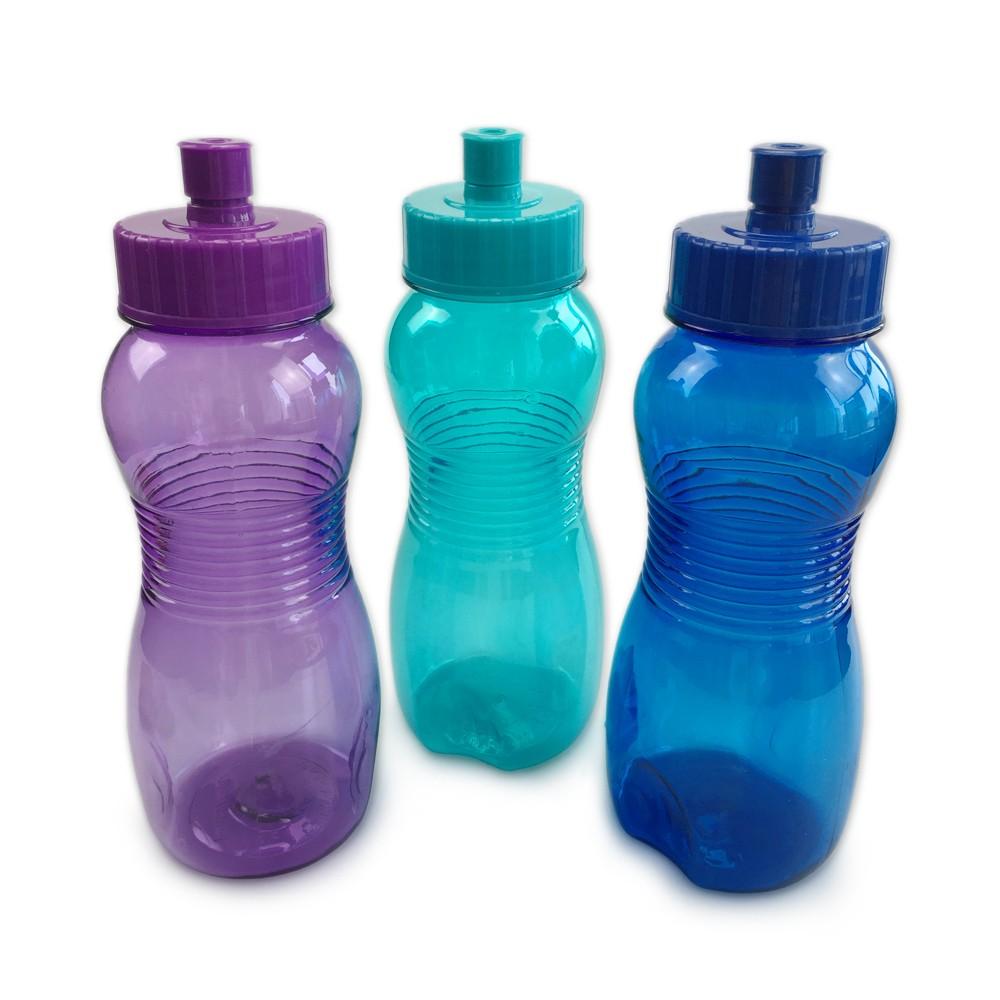 Custom plastic sports water bottle buy plastic drinking for Unique plastic bottles