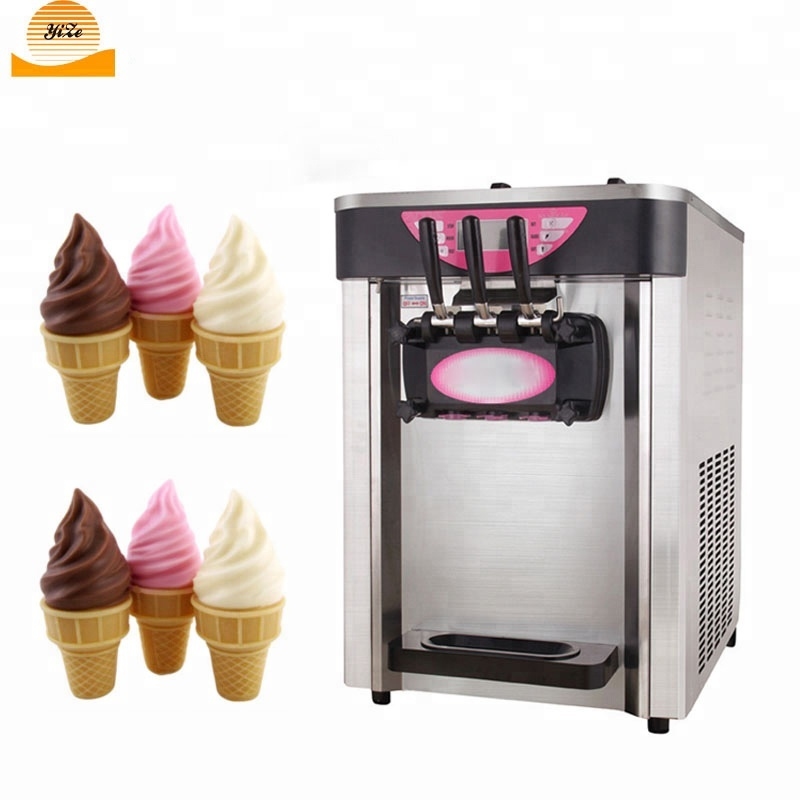 Mcdonald's soft ice cream machine / used soft serve ice cream machine
