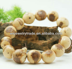 Wood Mala Beads Hot Sell,Bodhi Seed Beads Bracelet