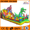 Lovely kids toys outdoor CE inflatable spiderman slide