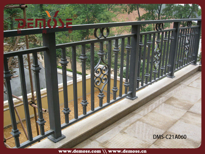 decorative aluminum railing. Decorative Exterior Aluminum Railing  Buy Railings Extruded Rail Product on Alibaba com