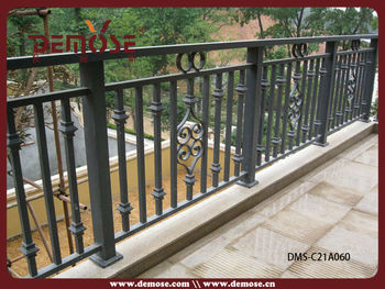 Decorative Exterior Aluminum Railing Buy Aluminum Railing