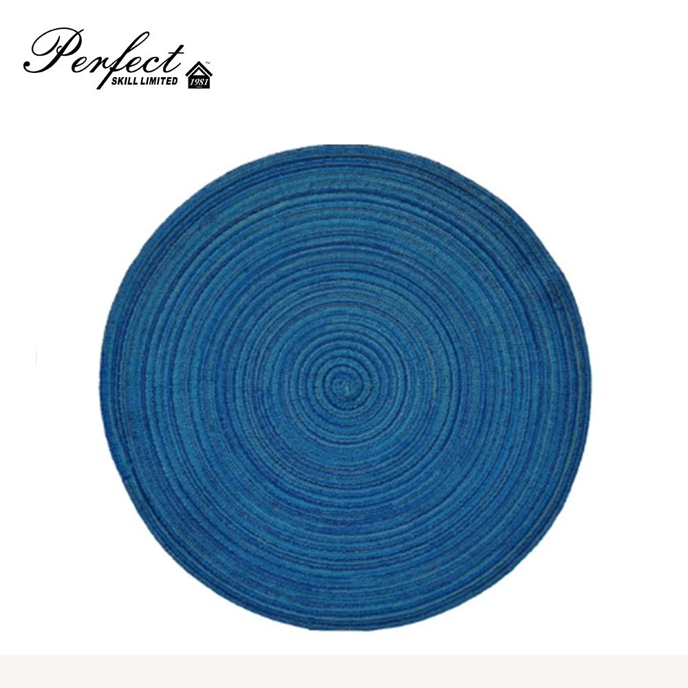 Beautiful round table mat cup coaster cushion placemat coffee pad