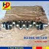 Excavator Engine Part D2366/DE12TI Crankshaft 65.02101-7025
