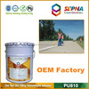 Factory 600ml sealant ISO9001 and CE certificated joint filler road crack repair sealant polyurethane foam
