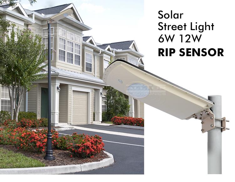 ALLTOP waterproof solar power street light price functional supplier