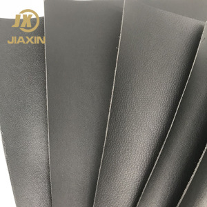 Pakistan Market Hot Selling High Quality WATERPROOF 1.2MM PU NUBUCK NONWOVEN COATED FABRIC LEATHER