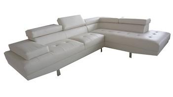 Living Room Sofa Modern Furniture L Shape Sofa Cum Bed Sectional Corner Sofa