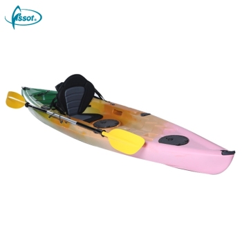 Long life cheap fishing kayak, sit on top kayak, fishing canoe kayak