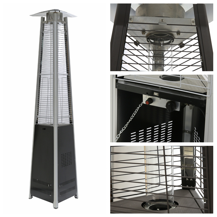 Low Price Pyramid Patio Heater Reviews With 13 Kw View Gardensun Product Details From Jiangsu Furnace