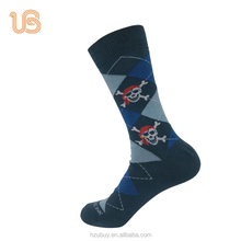 Men's Argyle Design Socks for Canada Market