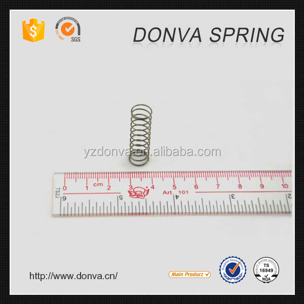 1mm compression spring