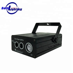 Disco DJ Party laser light price 3w Led Green and Red lazer light led star mini projector