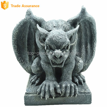 Resin Garden Gargoyle Decoration