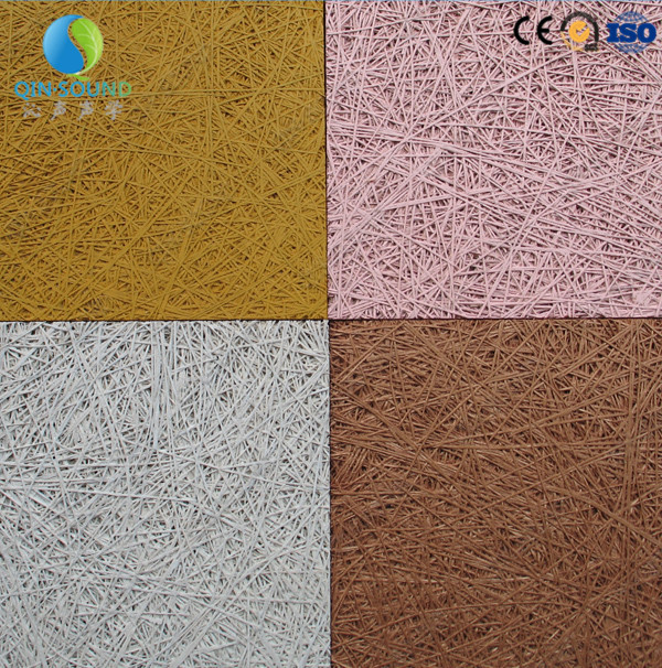 2016 Villa Project Noise Control Wood Fiber Cement Board