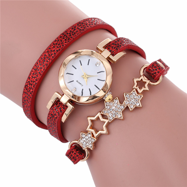 Drop Shipping <strong>Women</strong> Charm Bracelet Luxury Rhinestone <strong>Watch</strong> Casual Round Analog Quartz <strong>Wrist</strong> Bracelet <strong>Watch</strong> <strong>For</strong> <strong>Women</strong> WW192