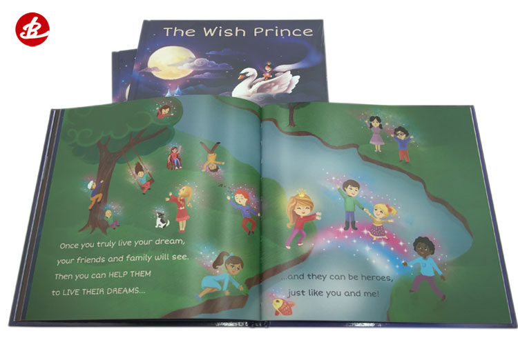 Professional Printers and Publishers Services in China for Learning My Hot Education Illustration Bulk Children Book Printing