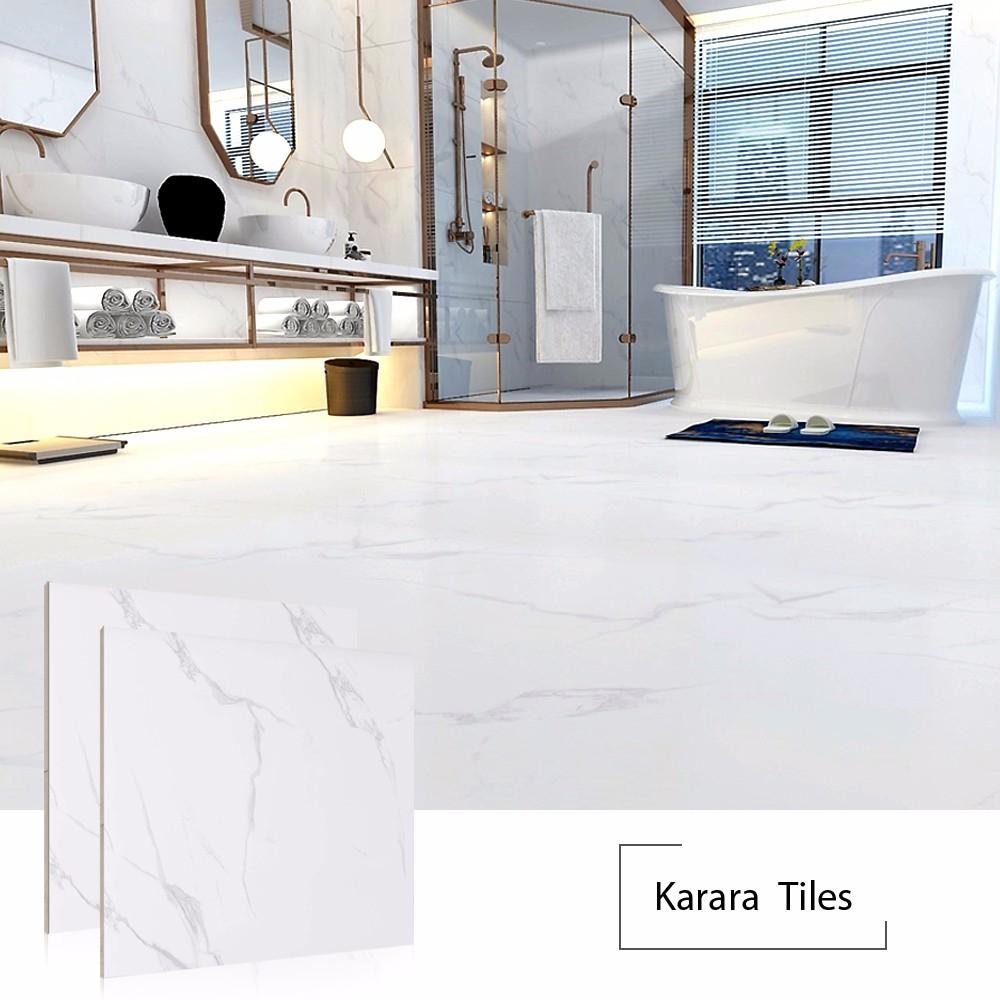 Polished Glazed Marble Floor Tiles