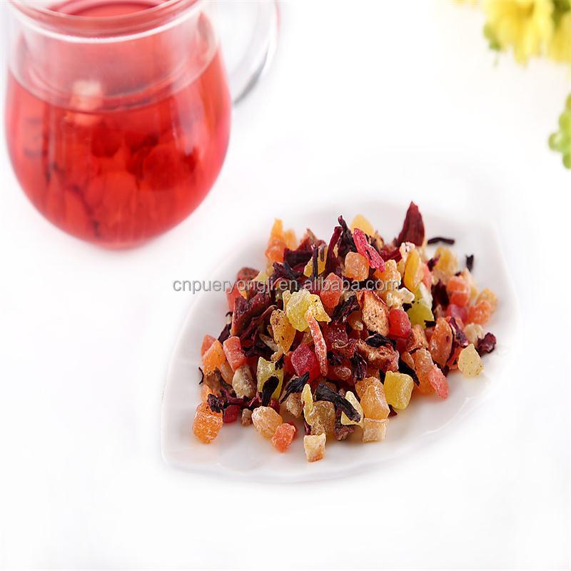 Private Label Tea Factory/Supplier Fruit Flavor Tea Blend For Skin Beauty And Detox - 4uTea   4uTea.com