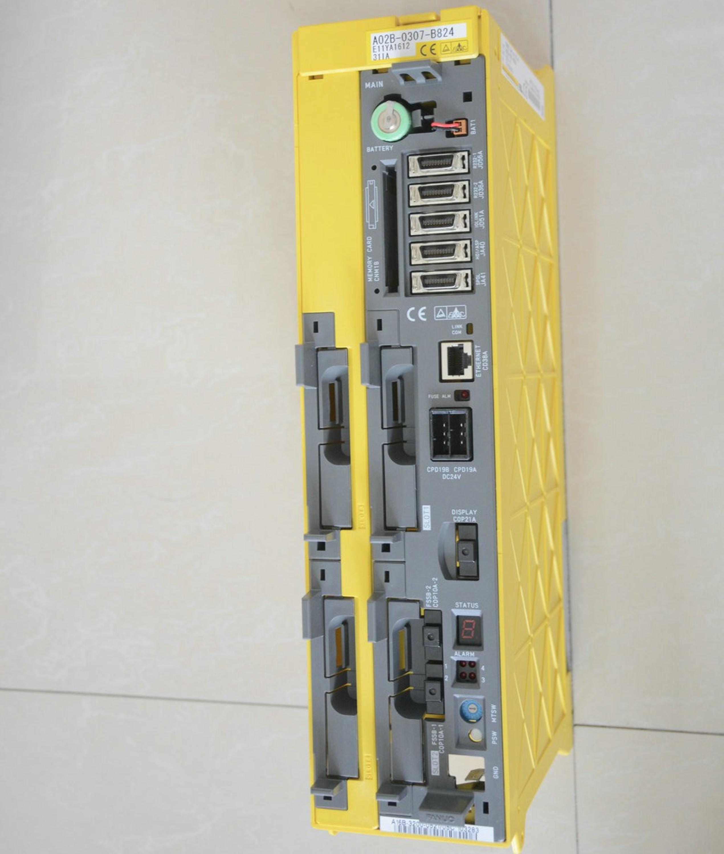 A02B-0307-B824 Fanuc system unit Japan original CNC machinary controller,  View A02B-0168-B052 100% tested OK Fanuc system unit, FANUC Product Details